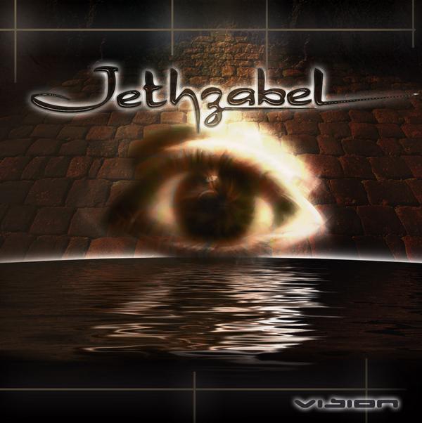 JETHZABEL - Visions cover