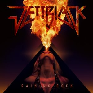 JETTBLACK - Raining Rock cover