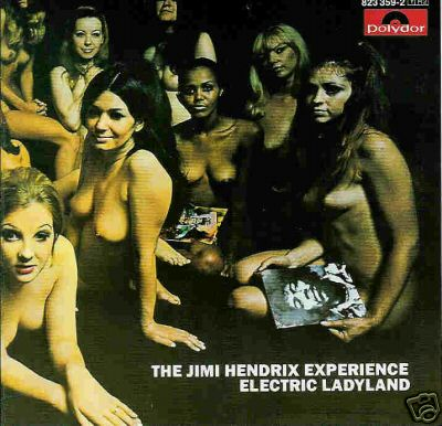 JIMI HENDRIX - Electric Ladyland cover