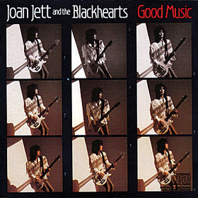 JOAN JETT AND THE BLACKHEARTS - Good Music cover