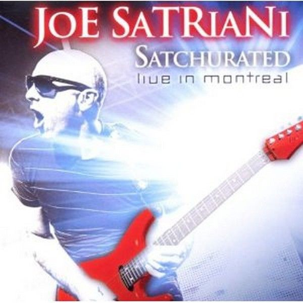 Joe Satriani Satchurated Live In Montreal Reviews