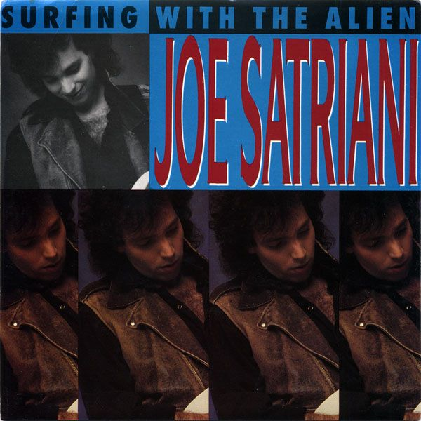 Joe Satriani Surfing With The Alien Reviews