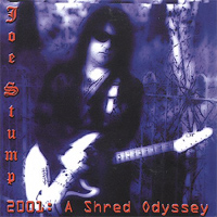 JOE STUMP - 2001: A Shred Odyssey cover