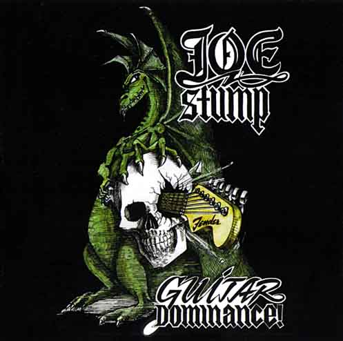 JOE STUMP - Guitar Dominance cover