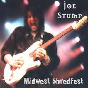 JOE STUMP - Midwest Shredfest cover