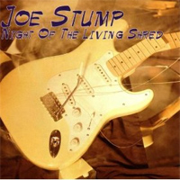 JOE STUMP - Night of the Living Shred cover 