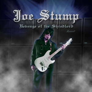 JOE STUMP - Revenge of the Shredlord cover