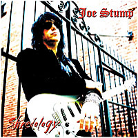 JOE STUMP - Shredology cover