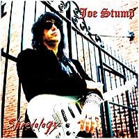 JOE STUMP - Shredology cover