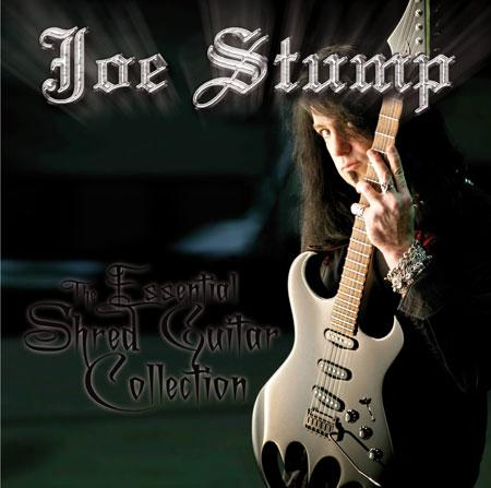 JOE STUMP - The Essential Shred Guitar Collection cover