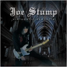 JOE STUMP - Virtuostic Vendetta cover