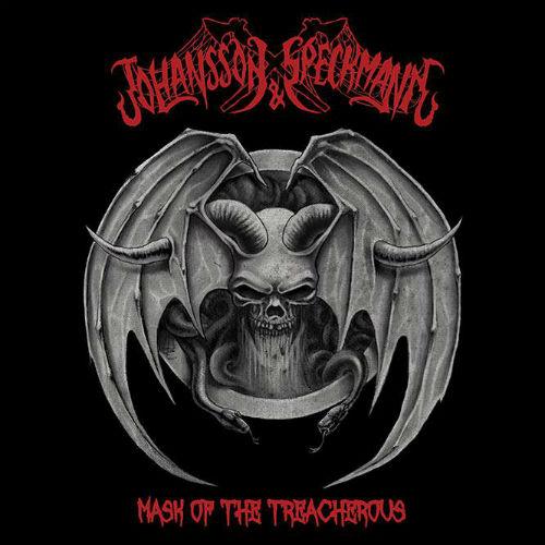 JOHANSSON & SPECKMANN - Mask of the Treacherous cover