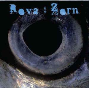 JOHN ZORN - The Receiving Surfaces (with Rova Saxophone Quartet) cover