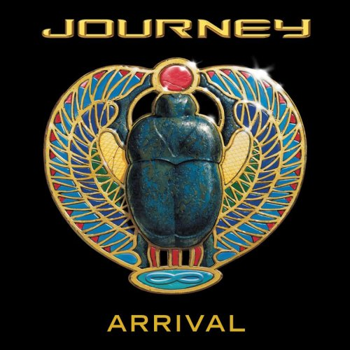 JOURNEY - Arrival cover