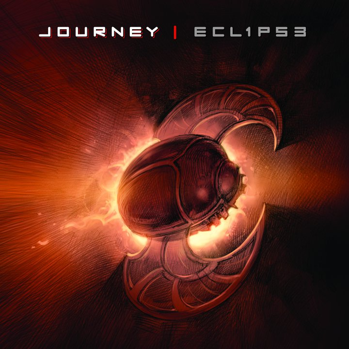 JOURNEY - Eclipse cover