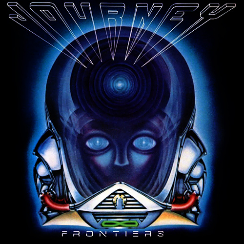 JOURNEY - Frontiers cover