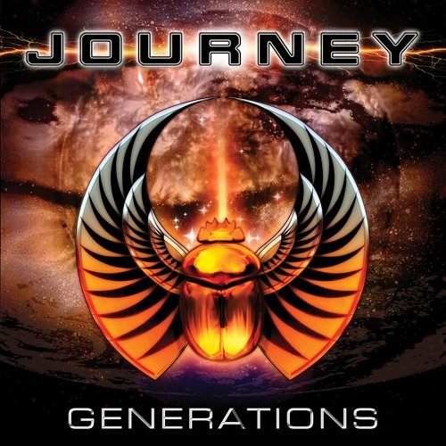 JOURNEY - Generations cover