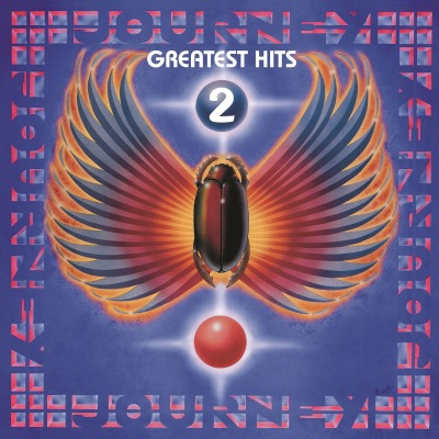 JOURNEY - Greatest Hits 2 cover