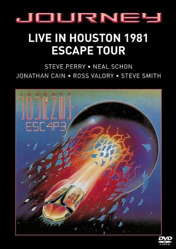 JOURNEY - Live In Houston: The Escape Tour cover