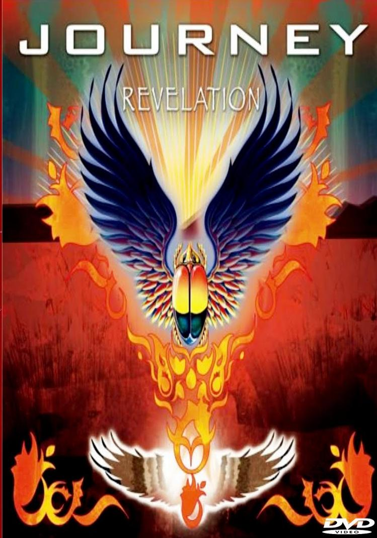 JOURNEY - Revelation cover