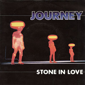 JOURNEY - Stone in Love cover