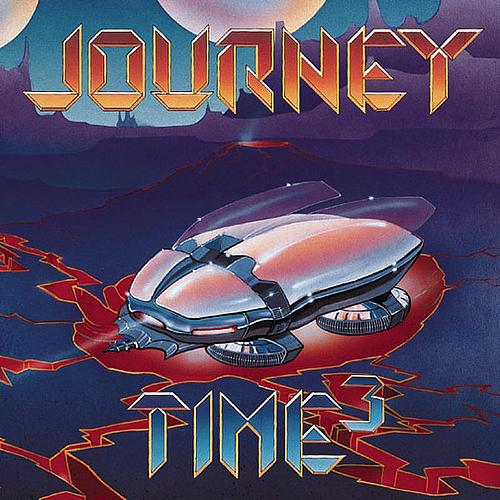 JOURNEY - Time3 cover