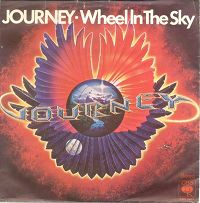 JOURNEY - Wheel In The Sky cover