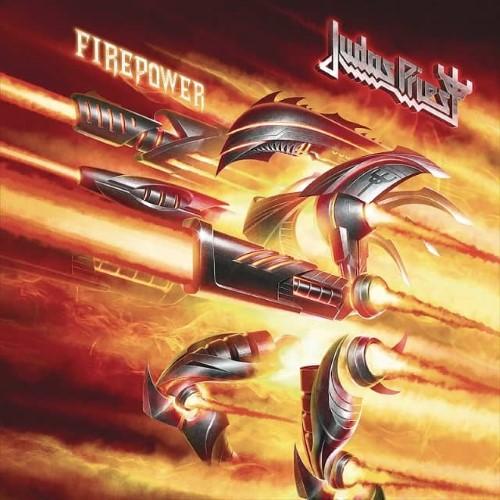 JUDAS PRIEST - Firepower cover