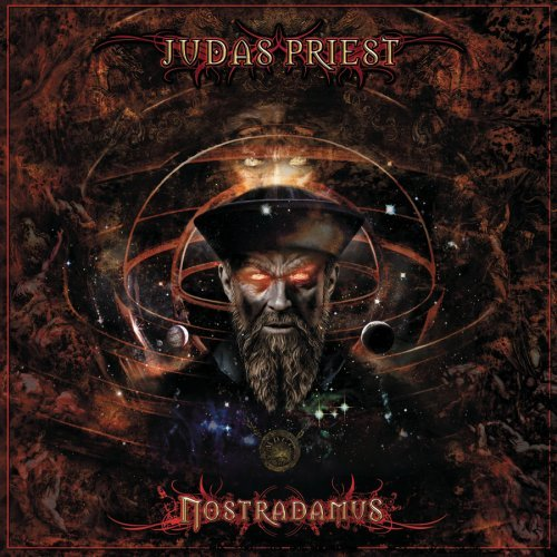 JUDAS PRIEST - Nostradamus cover