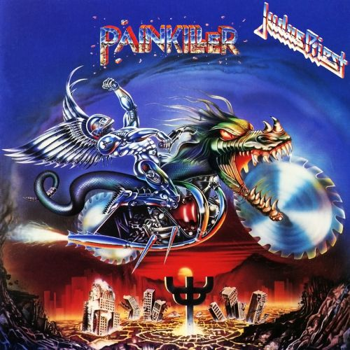 JUDAS PRIEST - Painkiller cover
