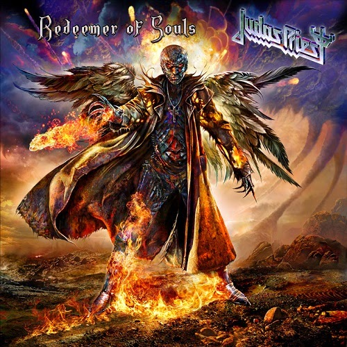 JUDAS PRIEST - Redeemer Of Souls cover