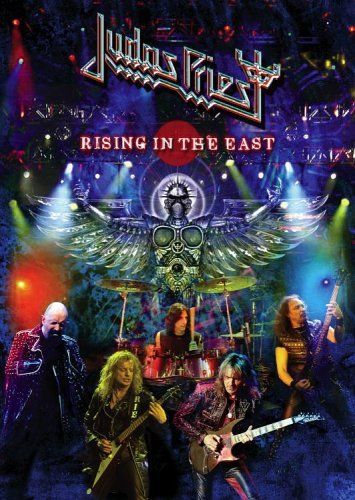 JUDAS PRIEST - Rising In The East cover