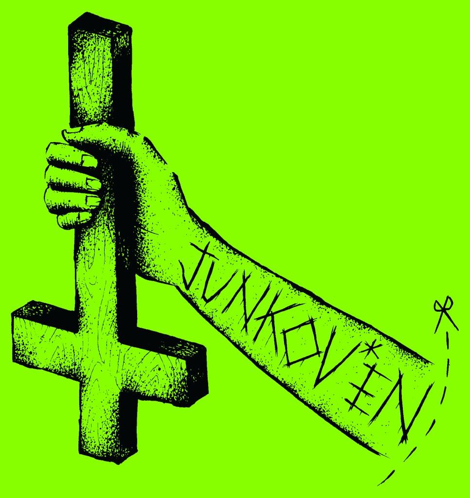 JUNKOV•EN - Fistula / Junkov•en cover