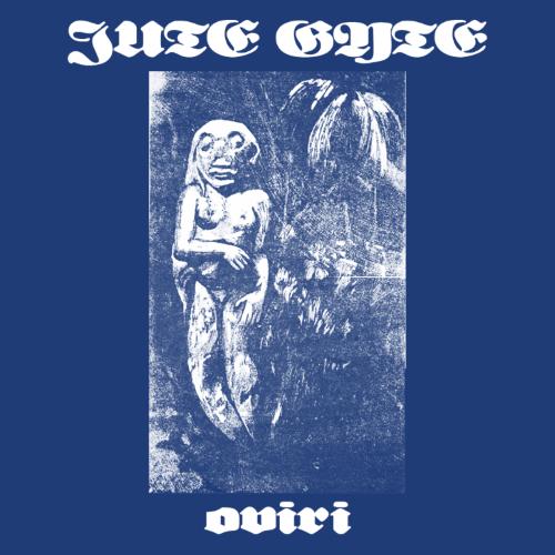 JUTE GYTE - Oviri cover