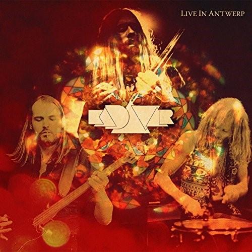 KADAVAR - Live in Antwer cover