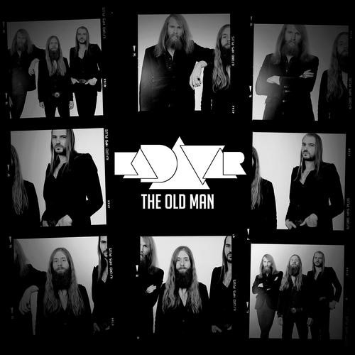 KADAVAR - The Old Man cover
