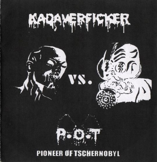 KADAVERFICKER - Kadaverficker vs. P.O.T. cover