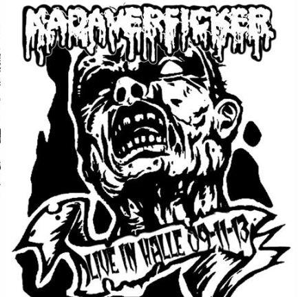 KADAVERFICKER - Live in Halle 09-11-13 cover