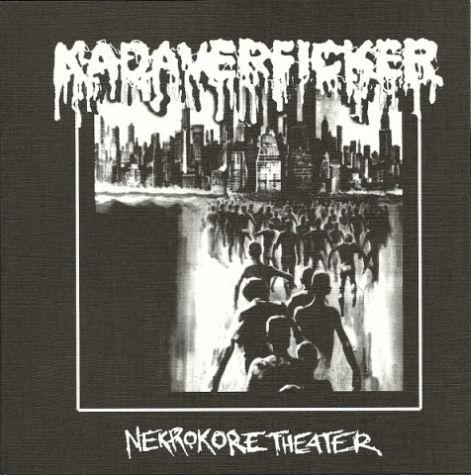 KADAVERFICKER - Nekrokoretheater cover