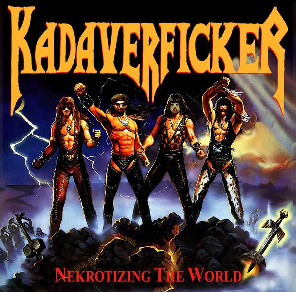 KADAVERFICKER - Nekrotizing the World / Check Your Scat cover