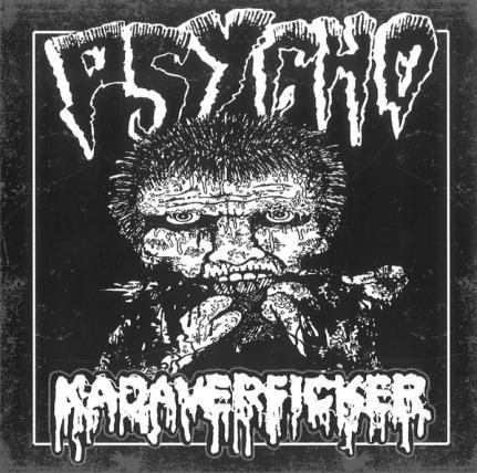 KADAVERFICKER - Psycho / Kadaverficker cover