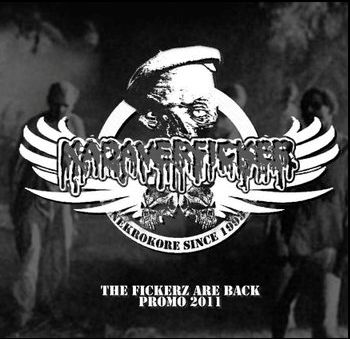 KADAVERFICKER - The Fickerz Are Back - Promo 2011 cover