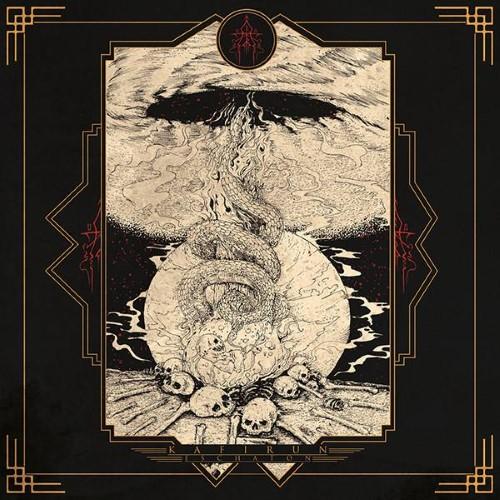 KAFIRUN - Eschaton cover