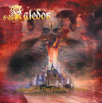 KALEDON - The King's Rescue cover