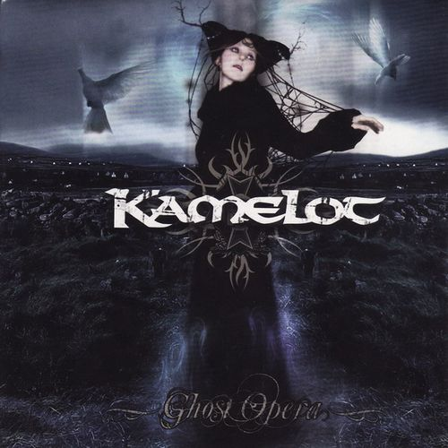 KAMELOT - Ghost Opera cover