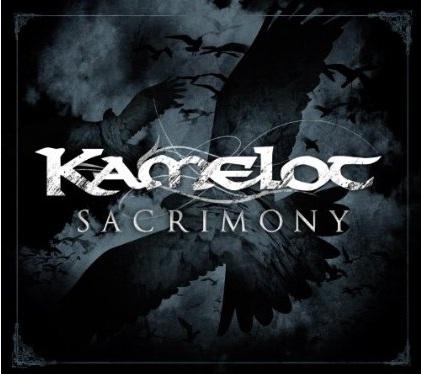 KAMELOT - Sacrimony cover