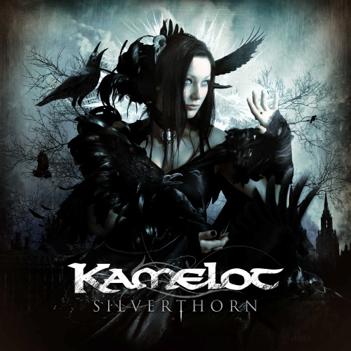 KAMELOT - Silverthorn cover
