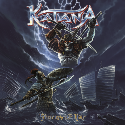 KATANA - Storms of War cover