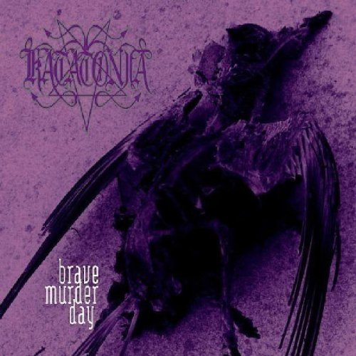 KATATONIA - Brave Murder Day cover