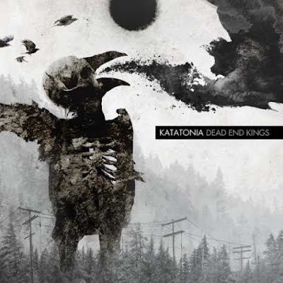 KATATONIA - Dead End Kings cover